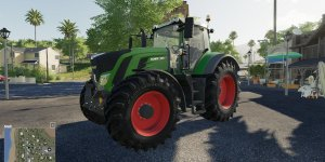 Мод трактор FENDT 900 VARIO S4 FULL OPTION V 1.0.0.1 для Farming Simulator 2019