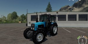 Мод трактор МТЗ 1221 для Farming Simulator 2019