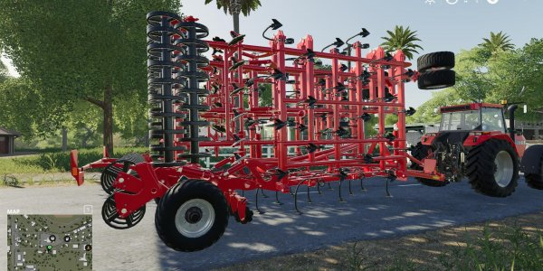Мод культиватор Horsch Cruiser 12XL OY MP v19.5 для Farming Simulator 2019