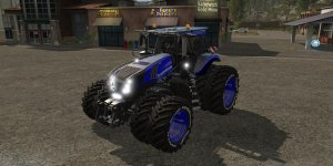 Трактор New Holland T8 Ultra v1.0.2 Final для Farming Simulator 2017
