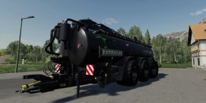 Мод цинстерна Raptor Carbon 42000 v1.3.0.0 для Farming Simulator 19