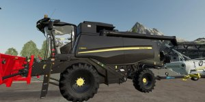 Мод комбайн John Deere T560i ModPack v1.0 для Farming Simulator 2019