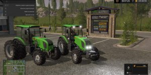 Трактор БЕЛОРУС 1523 МТЗ V1.2.3 для Farming Simulator 2017