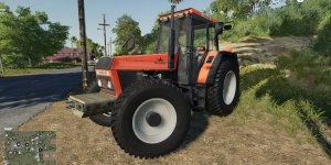 Мод трактор URSUS 1634 v 1.0 для Farming Simulator 19