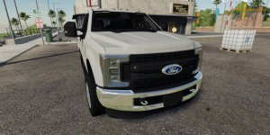 Пикaп «Ford F-250» для Farming Simulator 2019