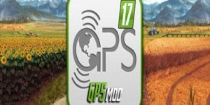 Скрипт GPS V5.2 RUS для Farming Simulator 2017