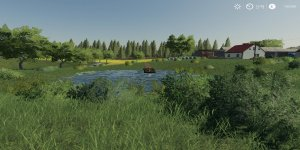 Карта Lipinki Map v3.1 для Farming Simulator 2019