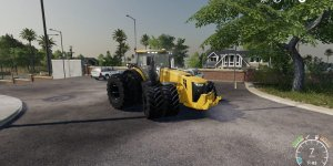 Мод трактор John Deere 8R V1.0 FS19 для Farming Simulator 2019