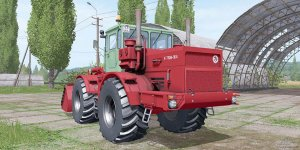 Мод Кировец К 710М для Farming Simulator 2017
