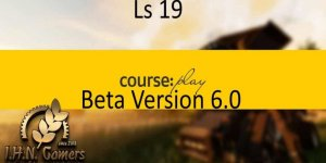 Мод курсплей SP Courseplay v 6.01.00037 beta для Farming Simulator 2019