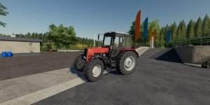 Мод МТЗ 892 для Farming Simulator 2019