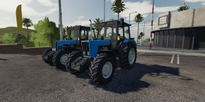 Мод МТЗ 892.2 для Farming Simulator 2019