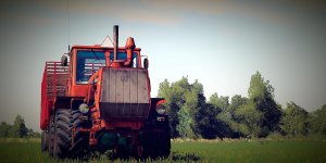Мод ХТЗ Т-150К для Farming Simulator 2019